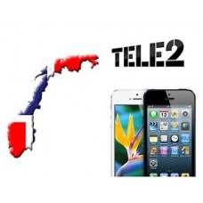 Tele2 Sweden iPhone 3GS / 4 / 4S / 5 ( Out of Contract ) Slow
