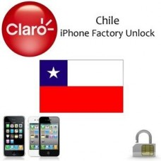 Claro Chile iPhone 2G / 3G / 3GS / 4 / 4S / 5 / 5S / 5C (Premium Service)
