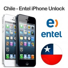 Entel Chile Iphone 3G / 3GS / 4 / 4S / 5 / 5C / 5S (All IMEI Excep