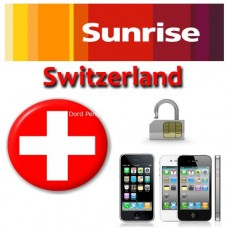 Sunrise Switzerland Iphone Unlock ( 2 Years Old Out Of Contract Only)