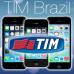 BRAZIL TIM iPhone 2G / 3G / 3GS / 4 / 4S / 5 / 5S / 5C