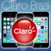 BRAZIL CLARO iPhone 2G / 3G / 3GS / 4 / 4S / 5 / 5S / 5C