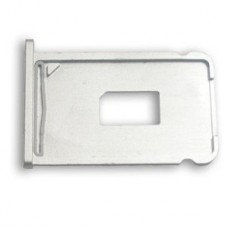 Тримач сім (сріблястий) для iPhone 2G оригінал iPhone 2G sim tray, sim holder silver orig