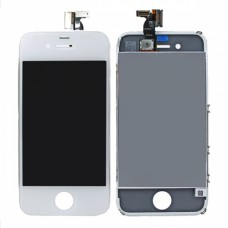 Дисплей для iPhone 4G з сенсором (білий) оригінал iPhone4G LCD with touch and frame white origiPhone4G LCD with touch and frame white orig