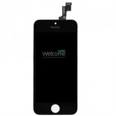 iPhone5S,5SE LCD+touchscreen black high copy