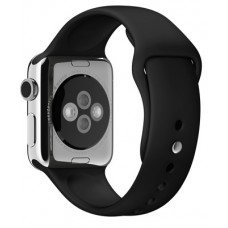 Ремінець 38mm Black Sport Band для Apple WATCH