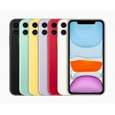 Б/У iPhone 11 128Gb (Black, Green,Purple, RED, White, Yellow)