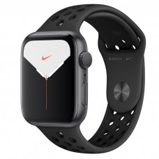 Apple Watch Series 5 Nike+ 44mm GPS Space Gray Aluminum Case with Anthracite/Black Nike Sport Band (MX3W2)