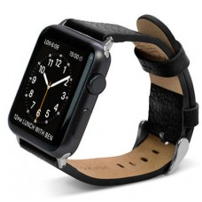 Ремінець X-doria Lux Band для Apple WATCH 38mm Black