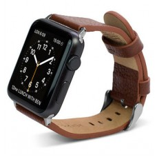 Ремінець X-doria Lux Band для Apple WATCH 38mm Brown