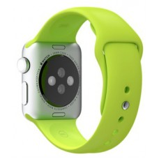 Ремінець 38mm Green Sport Band для Apple WATCH