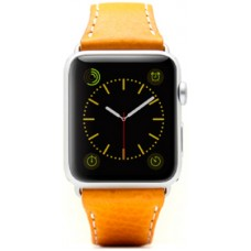 Ремішок SLG Design D6 IMBL (D6SAW-006) для Apple Watch 38mm желтый