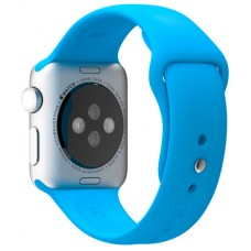 Ремінець 38mm Blue Sport Band для Apple WATCH