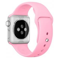 Ремінець Apple WATCH 38mm Light Pink Sport Band MM902