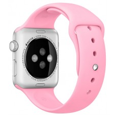 Ремешок Apple WATCH 42mm Light Pink Sport Band MM9C2