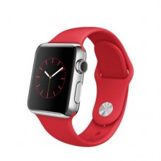 Watch 38mm Stainless Steel з ремінцем (PRODUCT) RED Sport Band (MLLD2)