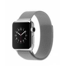 Watch 38mm Stainless Steel з ремінцем Milanese Loop (MJ322)
