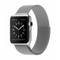 Watch 42mm Stainless Steel з ремінцем Milanese Loop (MJ3Y2)