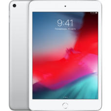 Apple iPad mini 5 Wi-Fi + LTE 64GB Silver (MUXG2) 2019