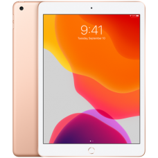 Apple iPad 10,2'' 2019 Wi-Fi + Cellular 128GB Gold MW722