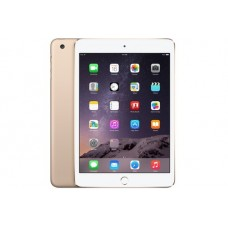 iPad mini 3 with Retina display Wi-Fi + LTE 16GB (Gold)
