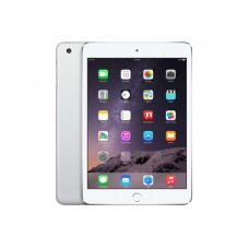iPad mini 3 with Retina display Wi-Fi 128GB (Silver)