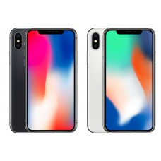 Б/У iPhone X 256Gb (Silver, Space Gray)