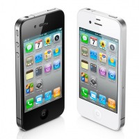 Б/У  iPhone 4 8Gb (White, Black)