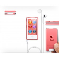 iPod Nano 7Gen 16GB (Pink)