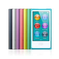 Вживані iPod Nano 7Gen 16GB (Blue, Green, Pink, Purple, Red, Silver, Slate, Yellow)