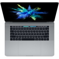 Apple MacBook Pro 15 with Touch Bar and Touch ID Space Gray MPTT2 2017