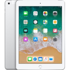 Apple iPad 2018 Wi-Fi + Cellular 32GB Silver (MR702)