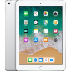 Apple iPad 2018 Wi-Fi + Cellular 128GB Silver (MR7D2)