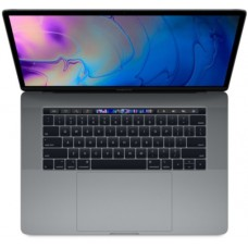 Apple MacBook Pro 15 with Touch Bar and Touch ID Space Gray MR942 2018