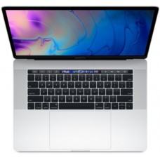 Apple MacBook Pro 15 with Touch Bar and Touch ID Silver MR972 2018